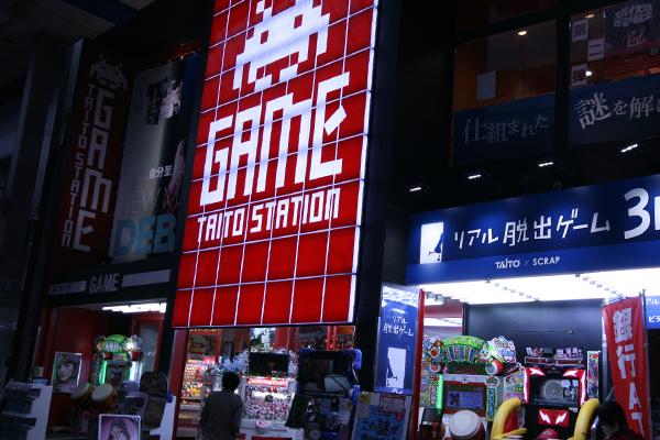 タイトーステーション仙台名掛丁店